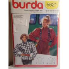 BURDA Sewing Pattern 5621