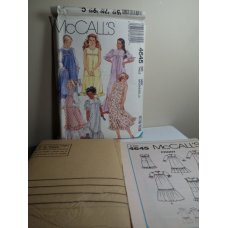 McCalls Sewing Pattern 2331
