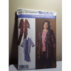 Simplicity Sewing Pattern 4892
