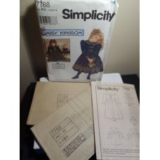 Simplicity Sewing Pattern 7788