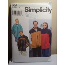 Simplicity Sewing Pattern 8231