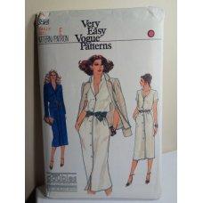 Vogue Sewing Pattern 7291
