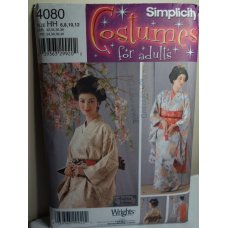 Simplicity Sewing Pattern 4080