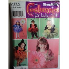Simplicity Sewing Pattern 0532