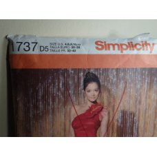 Simplicity Sewing Pattern 1737