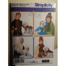 Simplicity Sewing Pattern 3975