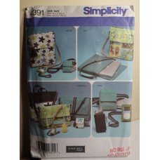 Simplicity Sewing Pattern 4391