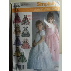 Simplicity Sewing Pattern 4764