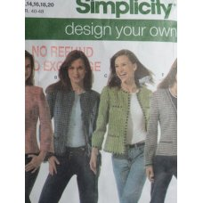 Simplicity Sewing Pattern 4954