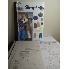 Simplicity Sewing Pattern 5284