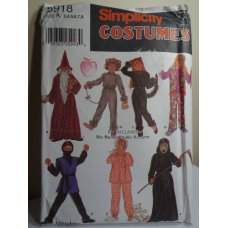 Simplicity Sewing Pattern 5918