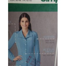 Simplicity Sewing Pattern 2151