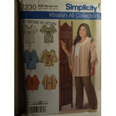 Simplicity Sewing Pattern 2230