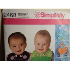 Simplicity Sewing Pattern 2468