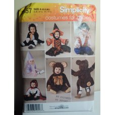 Simplicity Sewing Pattern 2557