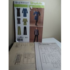 Simplicity Sewing Pattern 2814