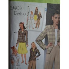 Simplicity Sewing Pattern 4044