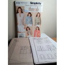 Simplicity Sewing Pattern 4129