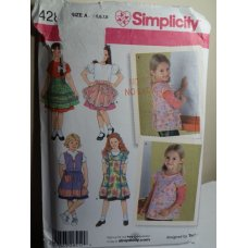 Simplicity Sewing Pattern 4286