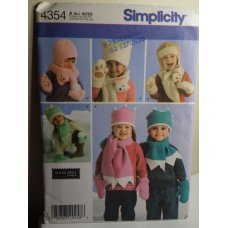 Simplicity Sewing Pattern 4354