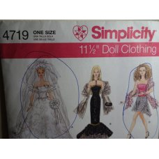 Simplicity Sewing Pattern 4719