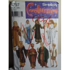 Simplicity Sewing Pattern 4797