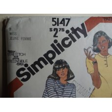 Simplicity Sewing Pattern 5147