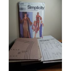 Simplicity Sewing Pattern 5299