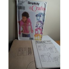 Simplicity Sewing Pattern 5310