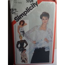 Simplicity Sewing Pattern 5324