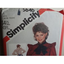 Simplicity Sewing Pattern 5646