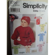 Simplicity Sewing Pattern 5720