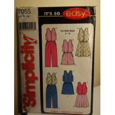 Simplicity Sewing Pattern 7055