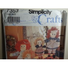 Simplicity Sewing Pattern 7357