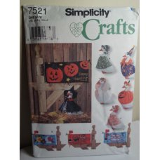 Simplicity Sewing Pattern 7521