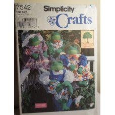 Simplicity Sewing Pattern 7542