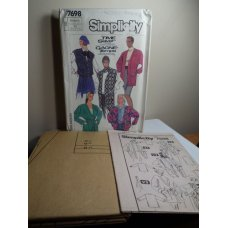 Simplicity Sewing Pattern 7698