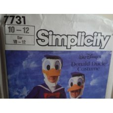 Simplicity Sewing Pattern 7731