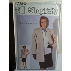 Simplicity Sewing Pattern 7750