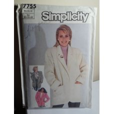 Simplicity Sewing Pattern 7755