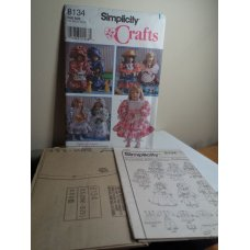 Simplicity Sewing Pattern 8134