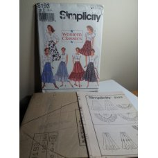 Simplicity Sewing Pattern 8193