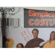 Simplicity Sewing Pattern 8290