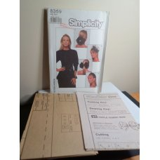 Simplicity Sewing Pattern 8359