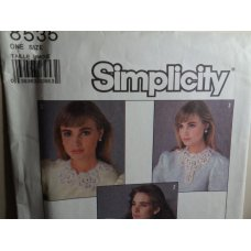 Simplicity Sewing Pattern 8535