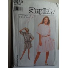 Simplicity Sewing Pattern 8589