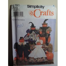 Simplicity Sewing Pattern 8791