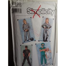 Simplicity Sewing Pattern 8890