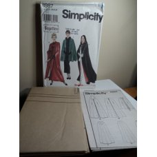 Simplicity Sewing Pattern 8987