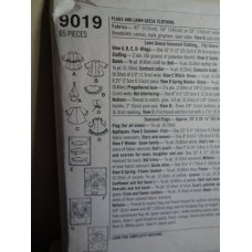 Simplicity Sewing Pattern 9019